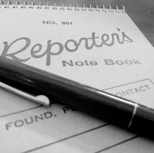 Reporter-Notebook